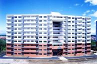 平成10年度帯広市柏林台団地(北町)市営住宅建替事業建築主体工事(R-3)