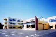 啓西小学校校舎改築建築主体工事
