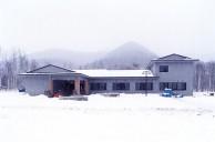 一般国道273号上士幌町幌加除雪ステーション新築工事