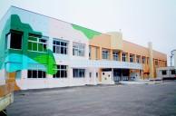児童福祉施設(茂岩小学校)改修工事